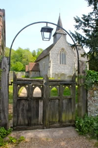 Ancient Church Sussex