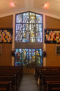St Richard's Catholic Church Window